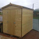 eglantine shed